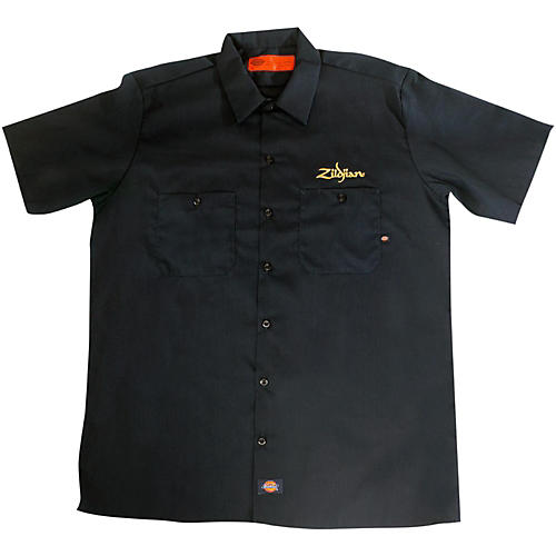 Zildjian Dickies Work Shirt thumbnail
