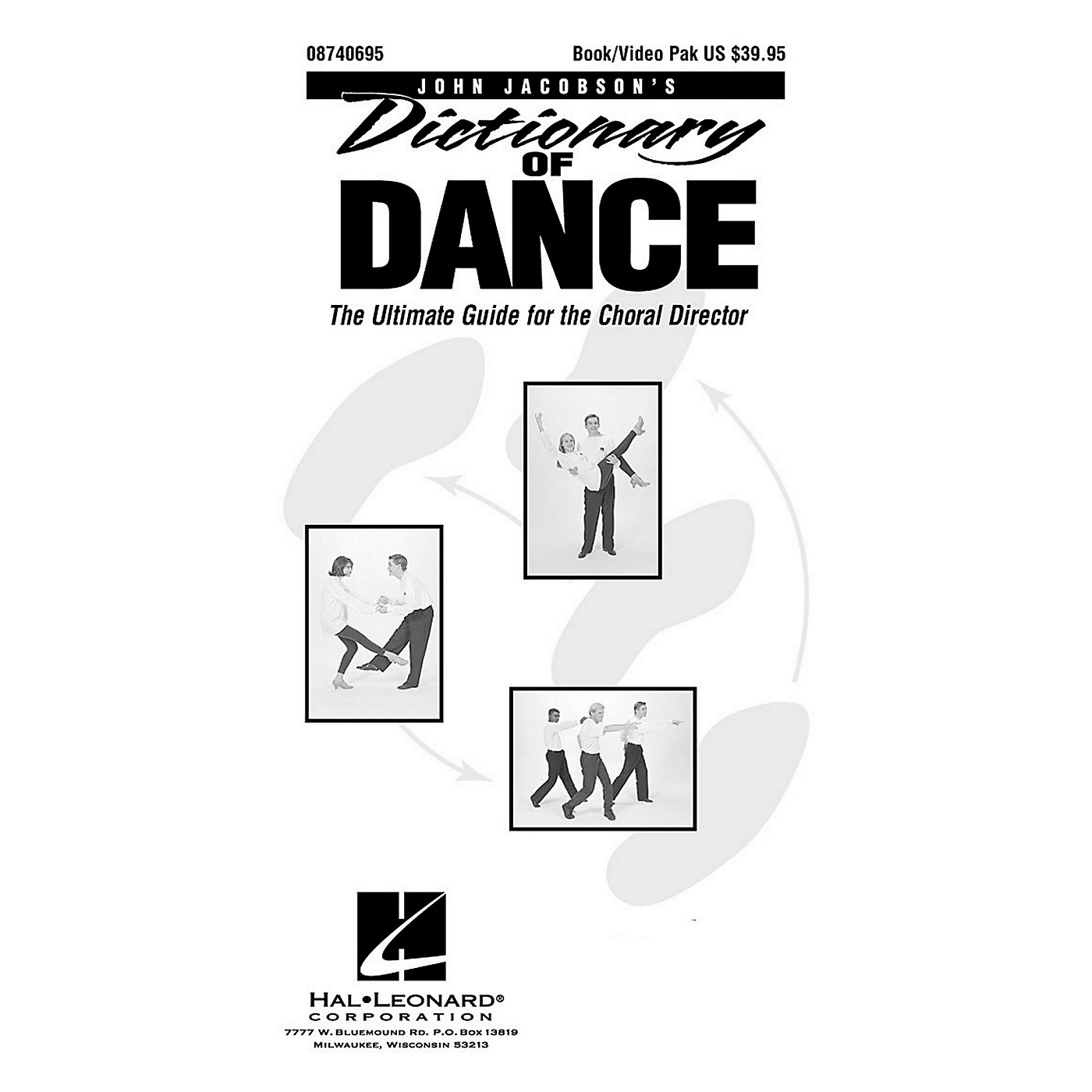 Hal Leonard Dictionary Of Dance - The Ultimate Guide for the Choral Director (Book/DVD) thumbnail