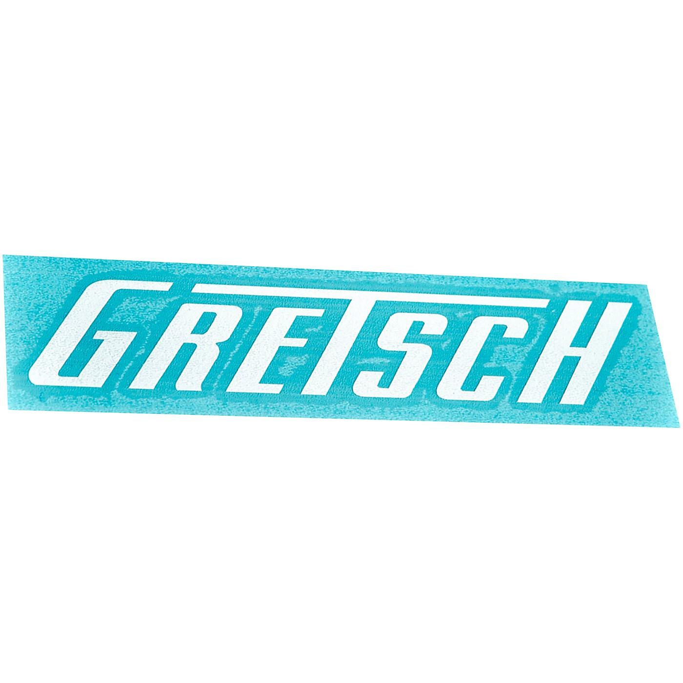 Gretsch Die Cut Window Sticker thumbnail