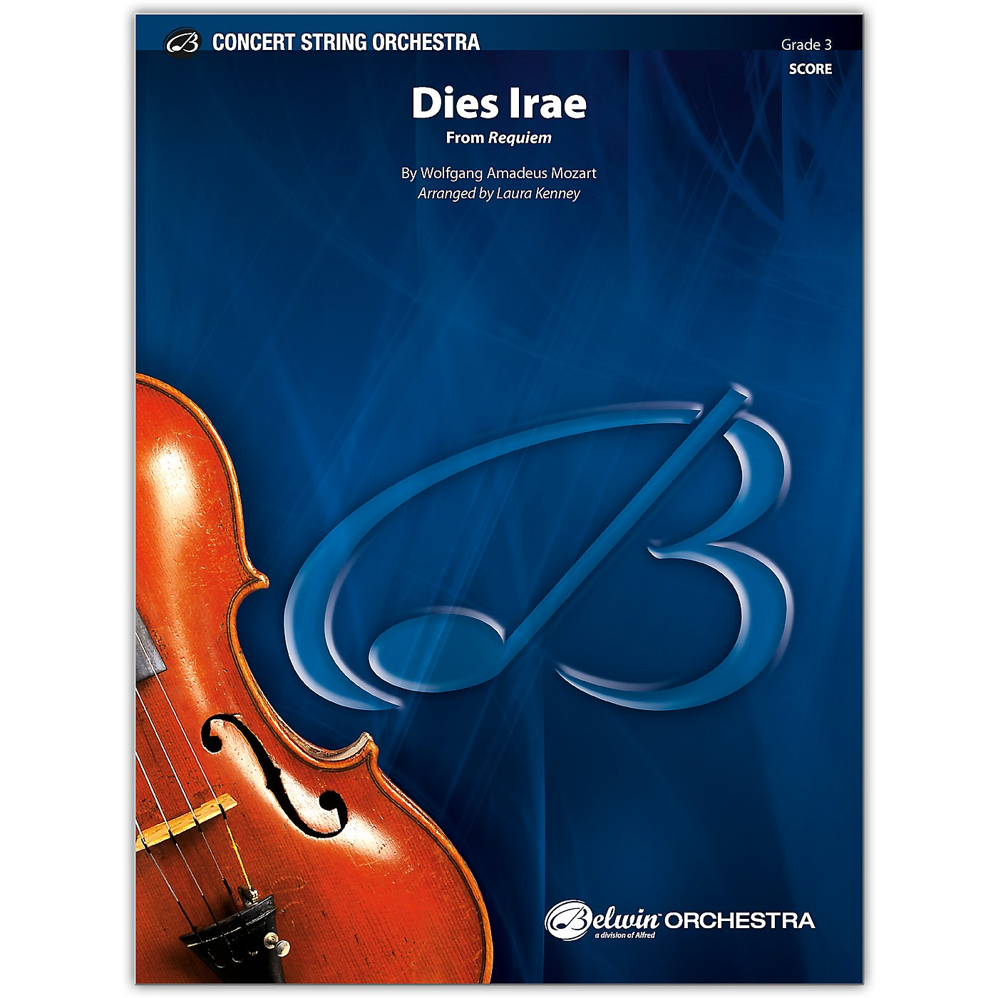 BELWIN Dies Irae Conductor Score 3 thumbnail