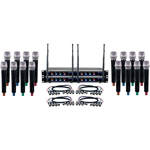 VocoPro Digital-Acapella-16 Wireless System thumbnail