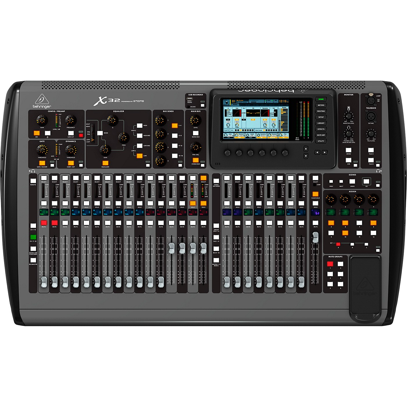 Behringer Digital Mixer X32 thumbnail