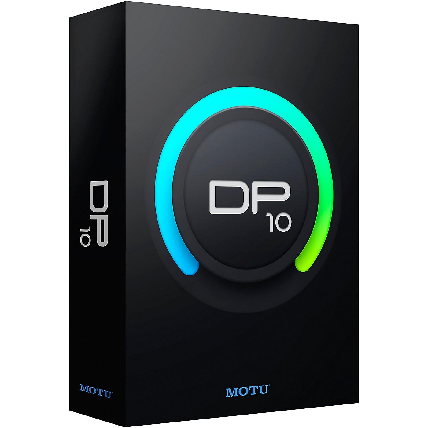 MOTU Digital Performer 10 thumbnail