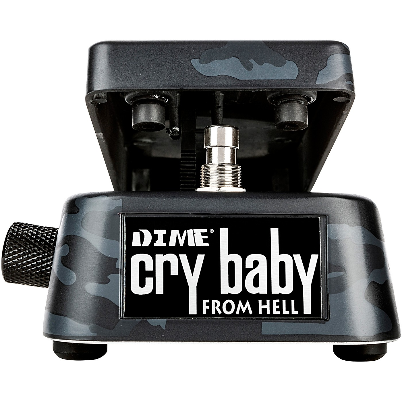 Dunlop Dimebag Cry Baby From Hell Wah Effects Pedal thumbnail