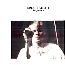 Din-A-Testbild - Programm 4