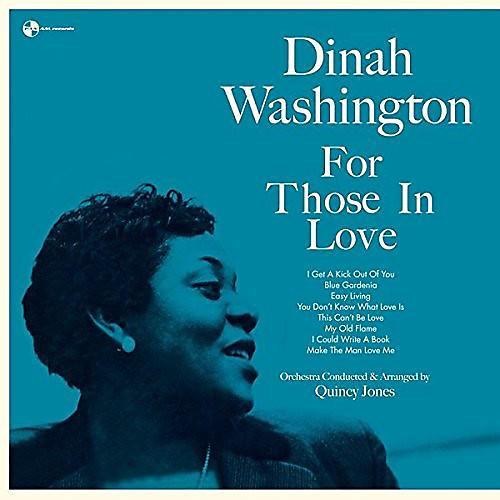 Alliance Dinah Washington - For Those In Love + 2 Bonus Tracks thumbnail
