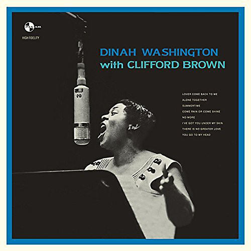 Alliance Dinah Washington & Clifford Brown - With Clifford Brown thumbnail