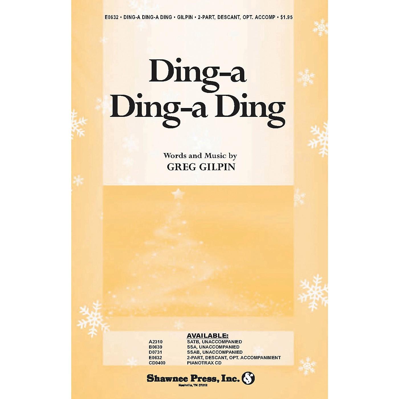 Hal Leonard Ding A Ding A Ding 2-Part thumbnail