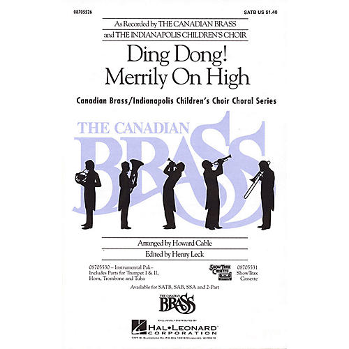 Hal Leonard Ding Dong! Merrily on High IPAKB thumbnail
