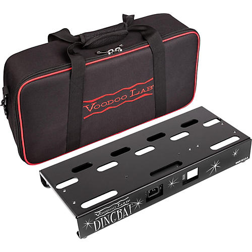 Voodoo Lab Dingbat Small Pedalboard Power Package with Pedal Power ISO-5-thumbnail