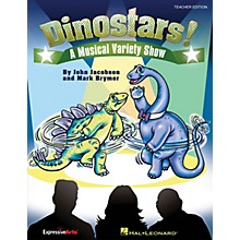 Hal Leonard Dinostars! (A Musical Variety Show for Young Singers) CLASSRM KIT Composed by John Jacobson