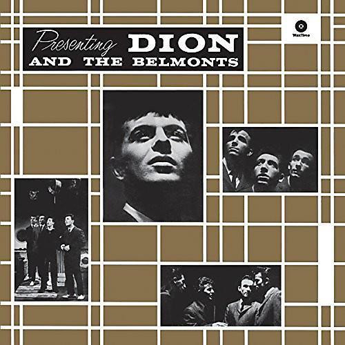 Alliance Dion & The Belmonts - Presenting Dion & the Belmonts + 2 Bonus Tracks thumbnail