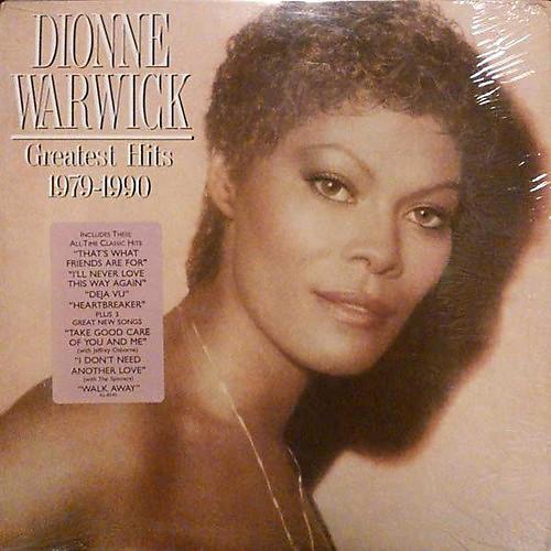 Alliance Dionne Warwick - Greatest Hits (1979-1990) thumbnail