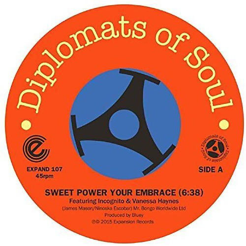 Alliance Diplomats of Soul - Sweet Power Your Embrace/Mi Sabrina Tequana thumbnail