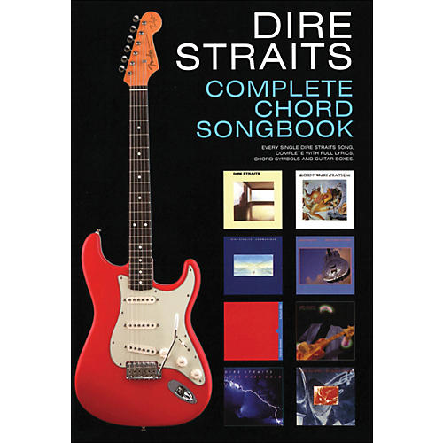 Hal Leonard Dire Straits Complete Chord Songbook-thumbnail