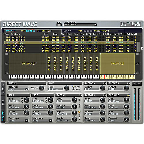 Image Line DirectWave Software Download thumbnail