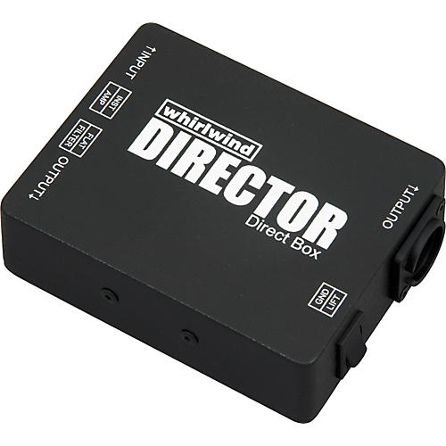 Whirlwind Director Deluxe Direct Box thumbnail