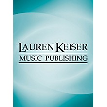 Lauren Keiser Music Publishing Dirge for John Cage (Bassoon and Percussion) LKM Music Series by Gerhard Samuel