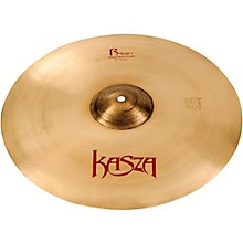 Kasza Cymbals Dirty Bell Rock Crash Cymbal