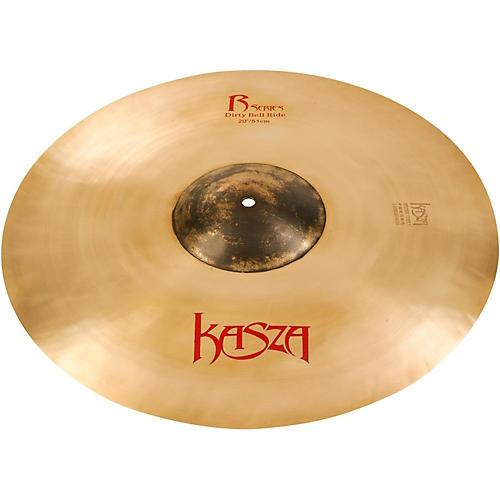 Kasza Cymbals Dirty Bell Rock Ride Cymbal thumbnail