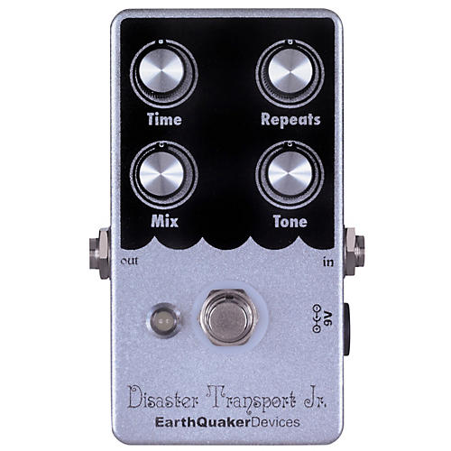EarthQuaker Devices Disaster Transport JR Delay Guitar Effects Pedal thumbnail