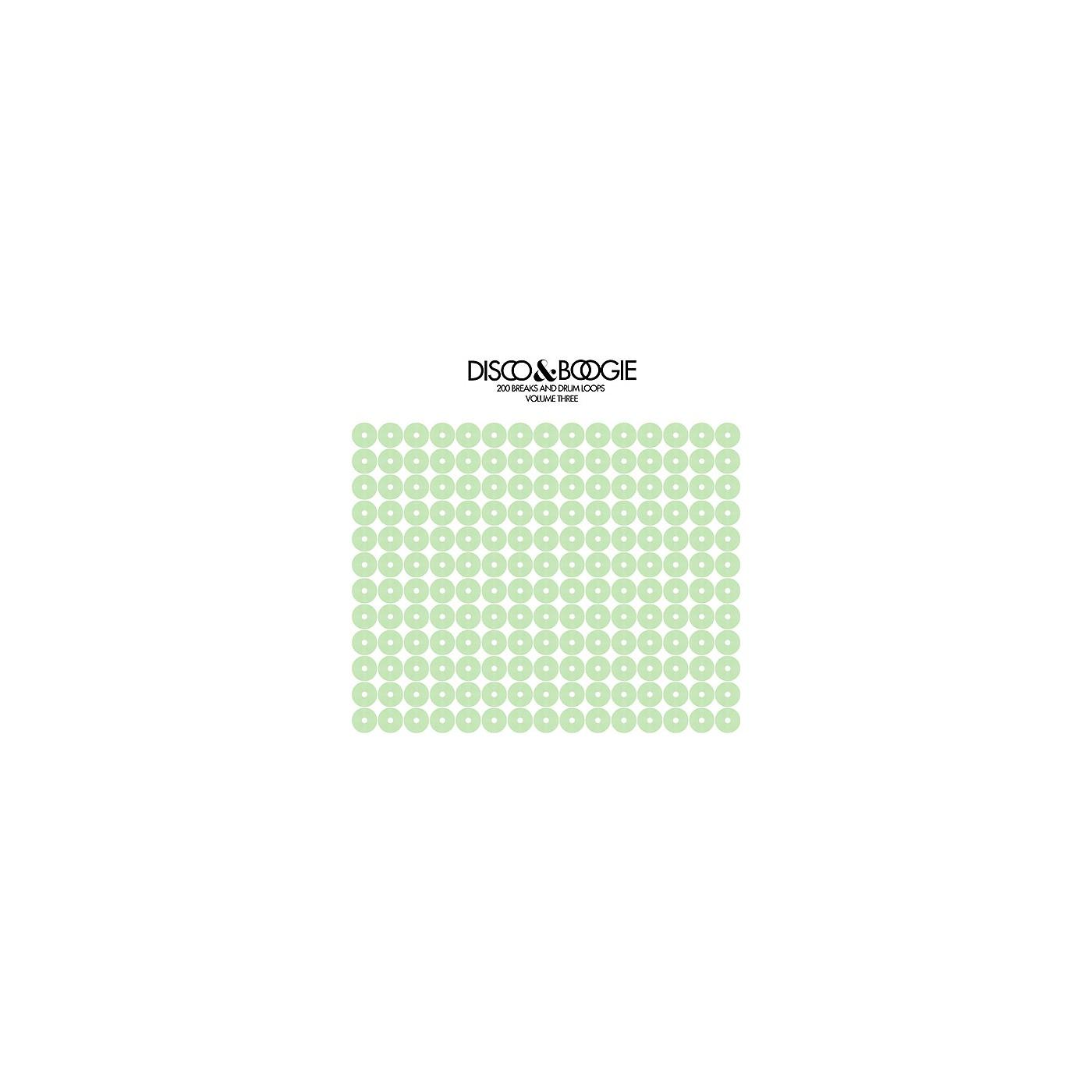 Alliance Disco & Boogie - 200 Breaks & Drum Loops 3 thumbnail