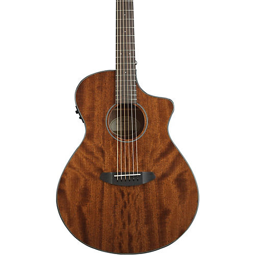 Breedlove Discover Concert with Sapele Top Acoustic-Electric Guitar thumbnail