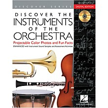 Hal Leonard Discover The Instruments Of The Orchestra: Digital Version CD-ROM