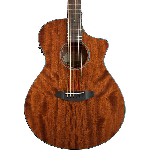 Breedlove Discovery Concert CE 6-String Mahogany Acoustic-Electric Guitar thumbnail