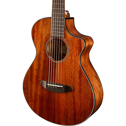Breedlove Discovery Concert CE Mahogany Acoustic-Electric Guitar thumbnail