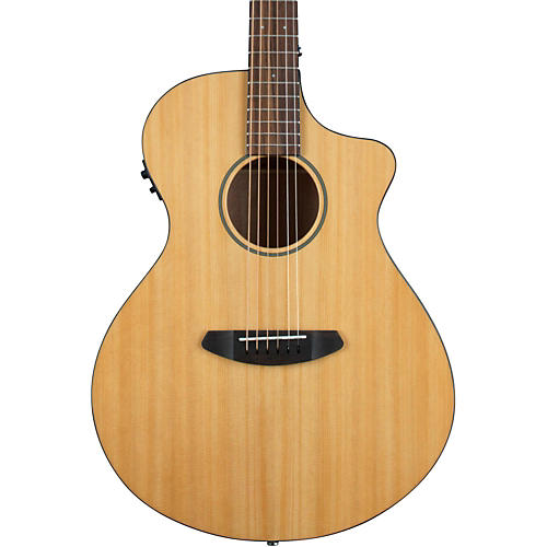 Breedlove Discovery Concert Cutaway Acoustic-Electric Guitar-thumbnail