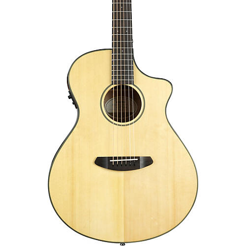Breedlove Discovery Concert with Sitka Spruce Top Acoustic-Electric Guitar thumbnail