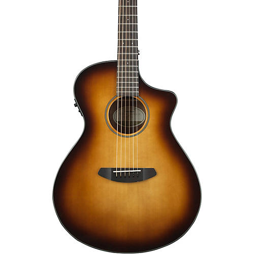 Breedlove Discovery Concert with Sitka Spruce Top Sunburst Acoustic-Electric Guitar thumbnail