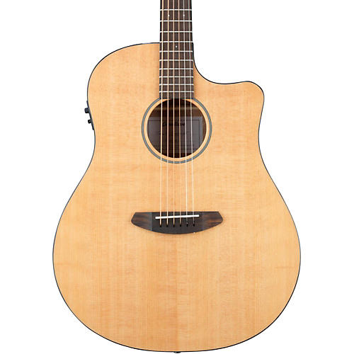 Breedlove Discovery Dreanought Cutaway Acoustic-Electric Guitar thumbnail