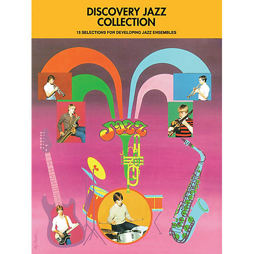 Hal Leonard Discovery Jazz Collection - Trumpet 2 Jazz Band Level 1-2 Composed by Various thumbnail