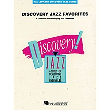 Hal Leonard Discovery Jazz Favorites - Trombone 1 Jazz Band Level 1-2 Composed by Various