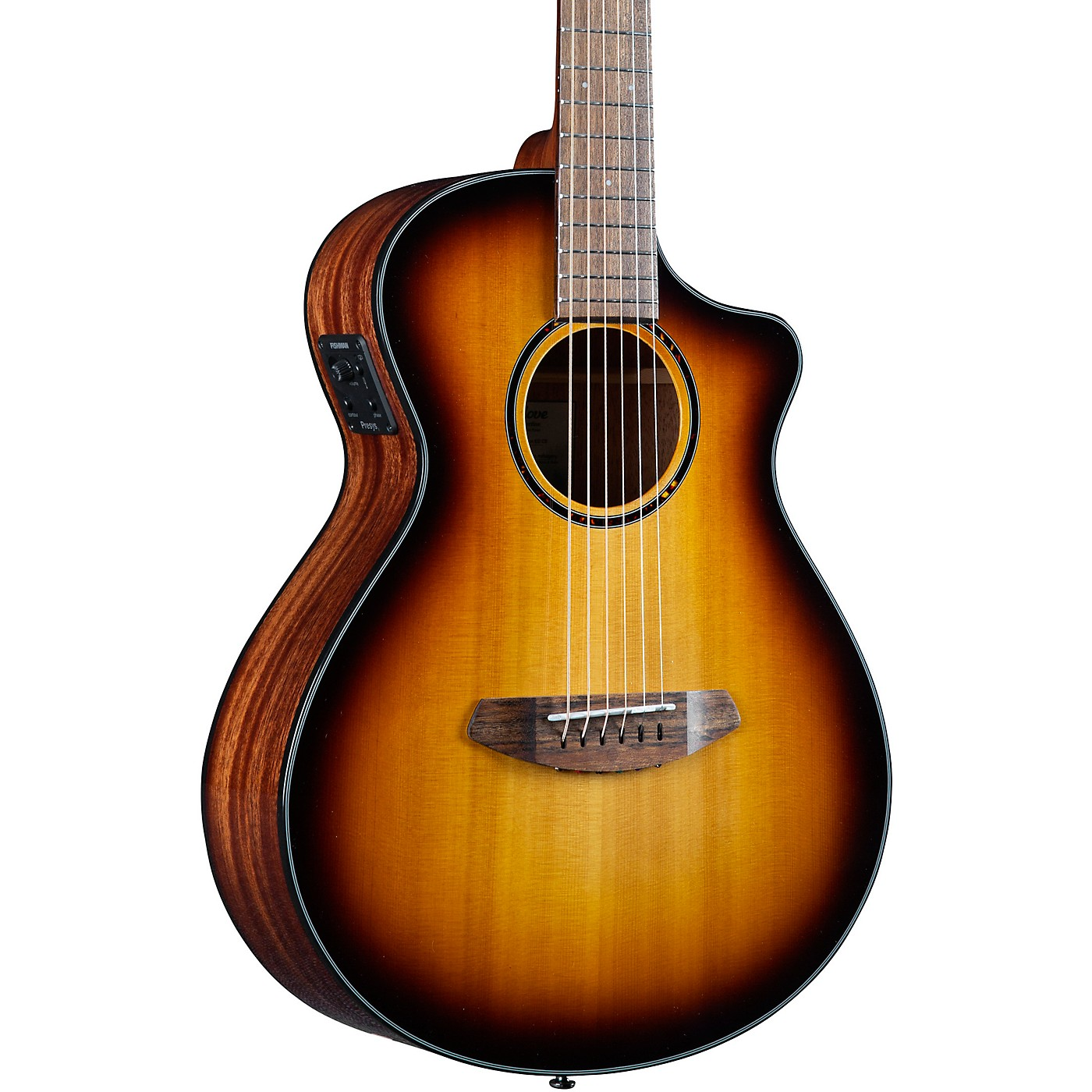 Breedlove Discovery S CE Red cedar-African Mahogany Companion Acoustic-Electric Guitar thumbnail
