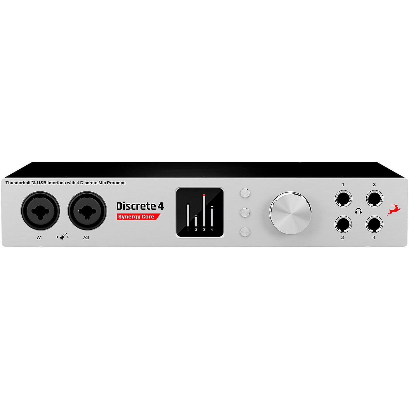 Antelope Audio Discrete 4 Synergy Core Audio Interface thumbnail