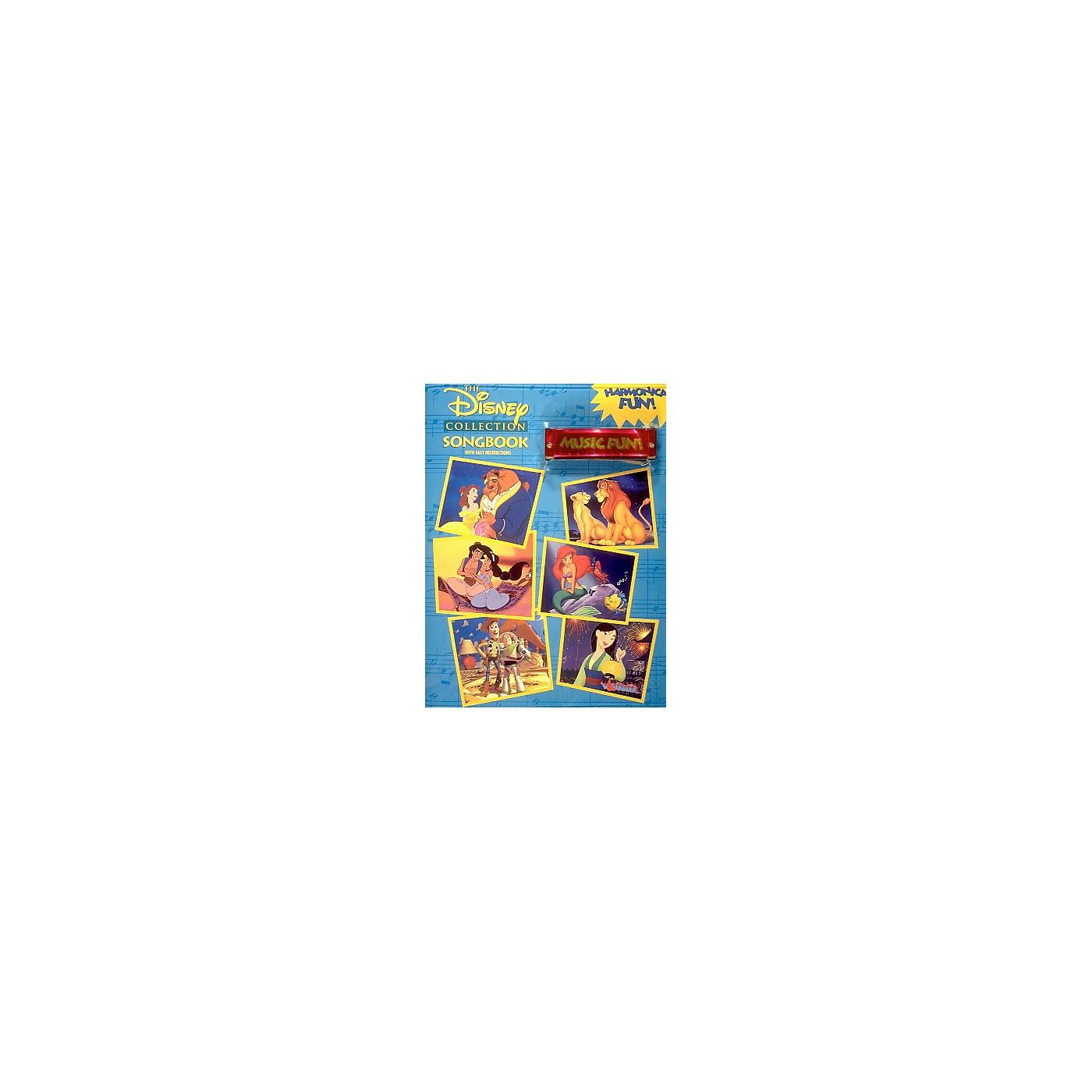 Hal Leonard Disney Collection - Harmonica Fun! Pack thumbnail