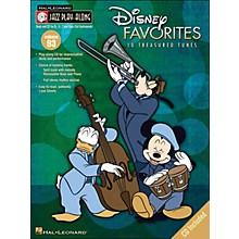 Hal Leonard Disney Favorites - Jazz Play-Along Volume 93(CD/Pkg)