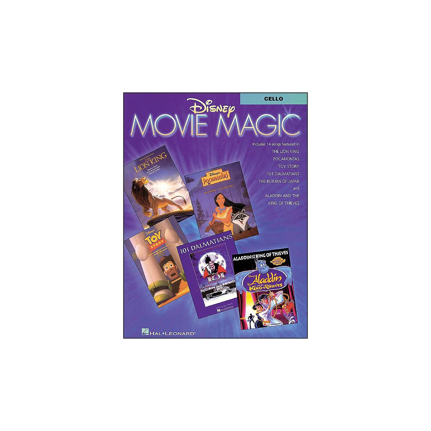Hal Leonard Disney Movie Magic for Cello thumbnail