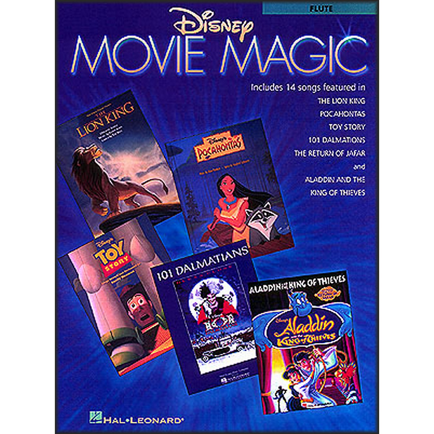 Hal Leonard Disney Movie Magic for Flute thumbnail