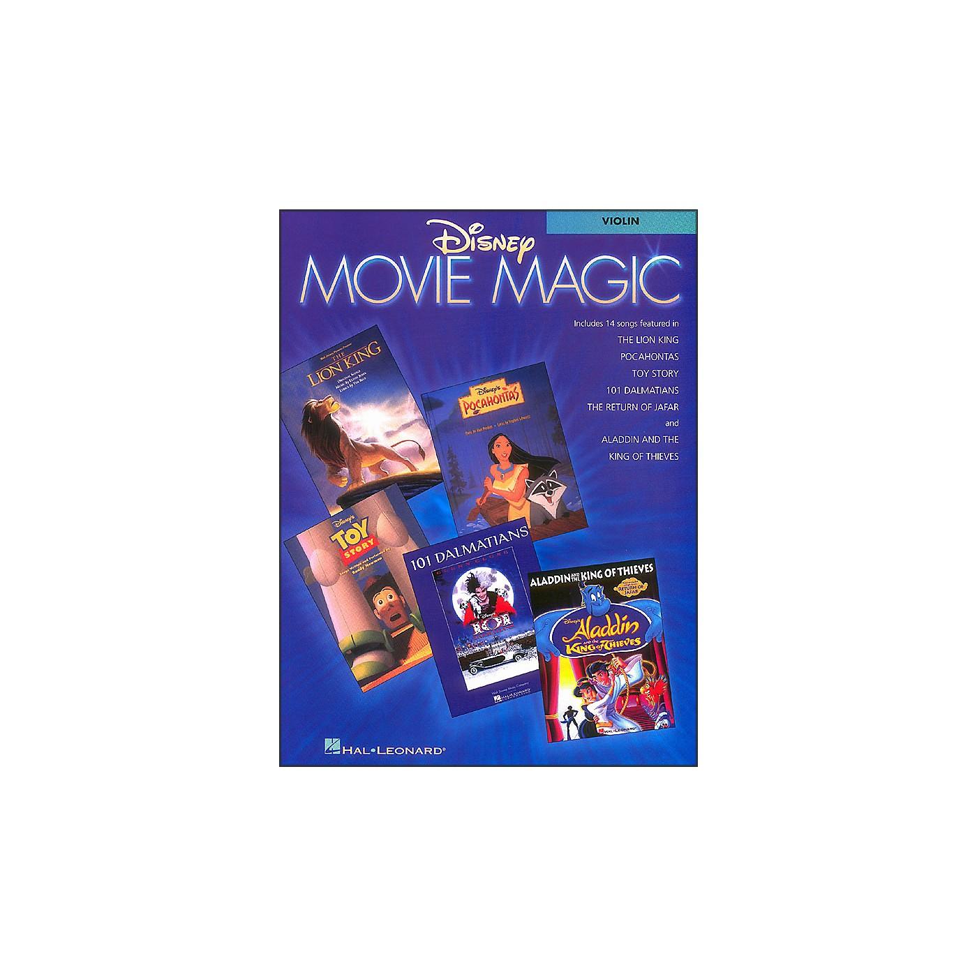 Hal Leonard Disney Movie Magic for Violin thumbnail
