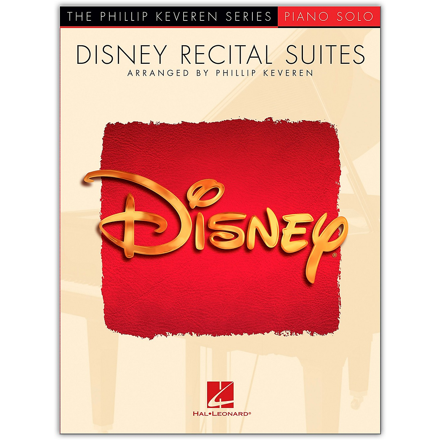Hal Leonard Disney Recital Suites for Piano Solo (Phillip Keveren Series) thumbnail