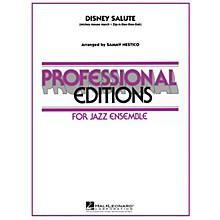 Hal Leonard Disney Salute Jazz Band Level 5 Arranged by Sammy Nestico