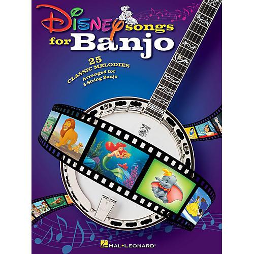 Hal Leonard Disney Songs For Banjo-thumbnail
