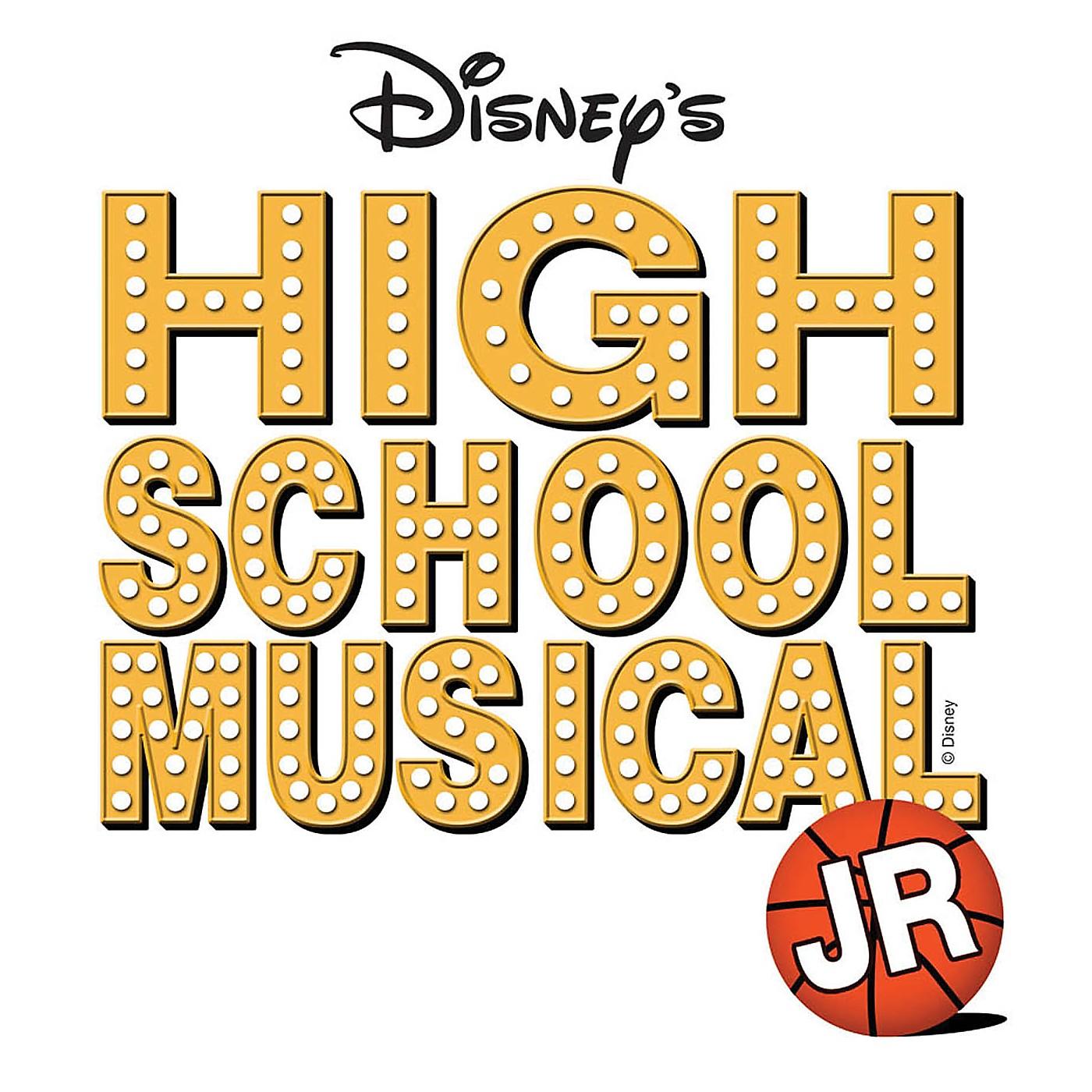 Music Theatre International Disney's High School Musical JR. AUDSAMPLER Composed by Robbie Nevil thumbnail