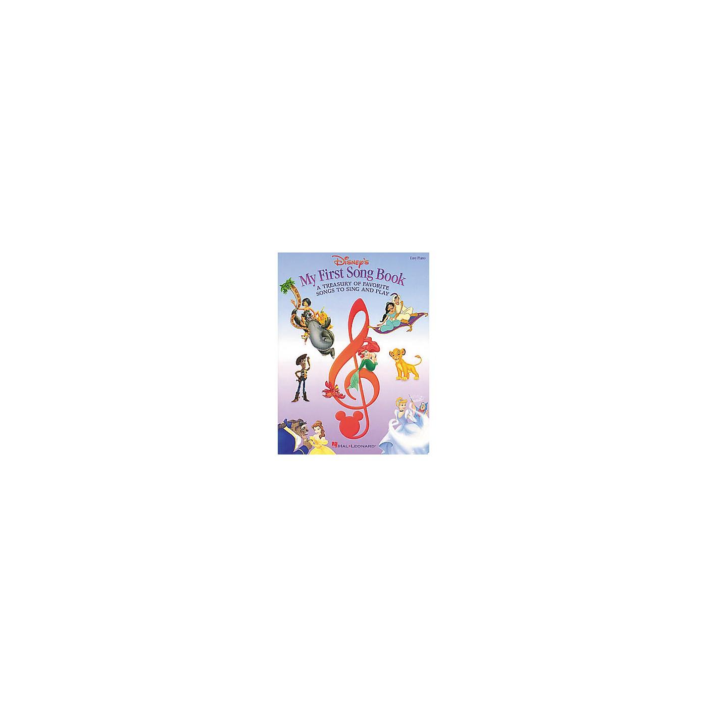Hal Leonard Disney's My First Songbook thumbnail