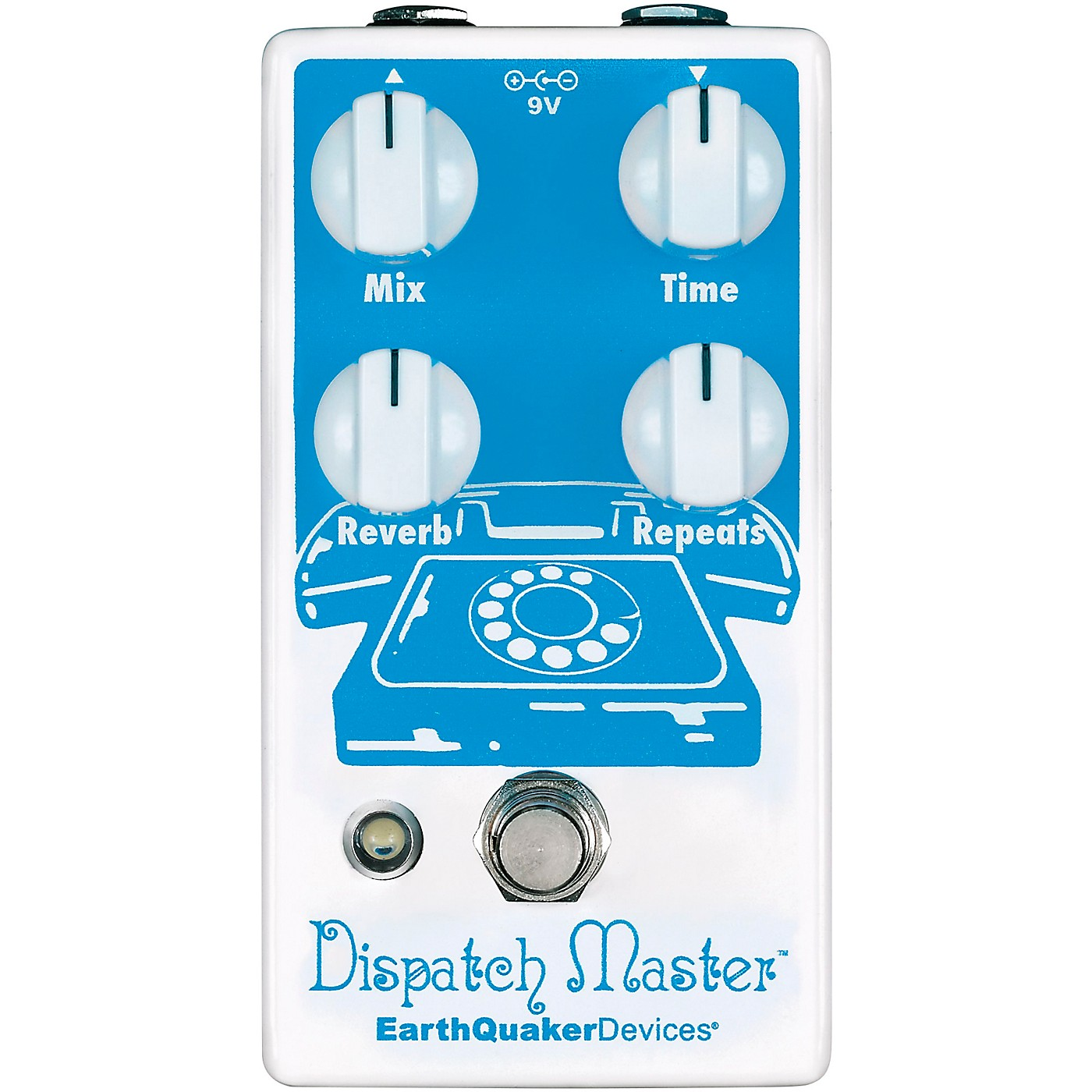 Earthquaker Devices Dispatch Master V3 Digital Delay and Reverb Effects Pedal thumbnail