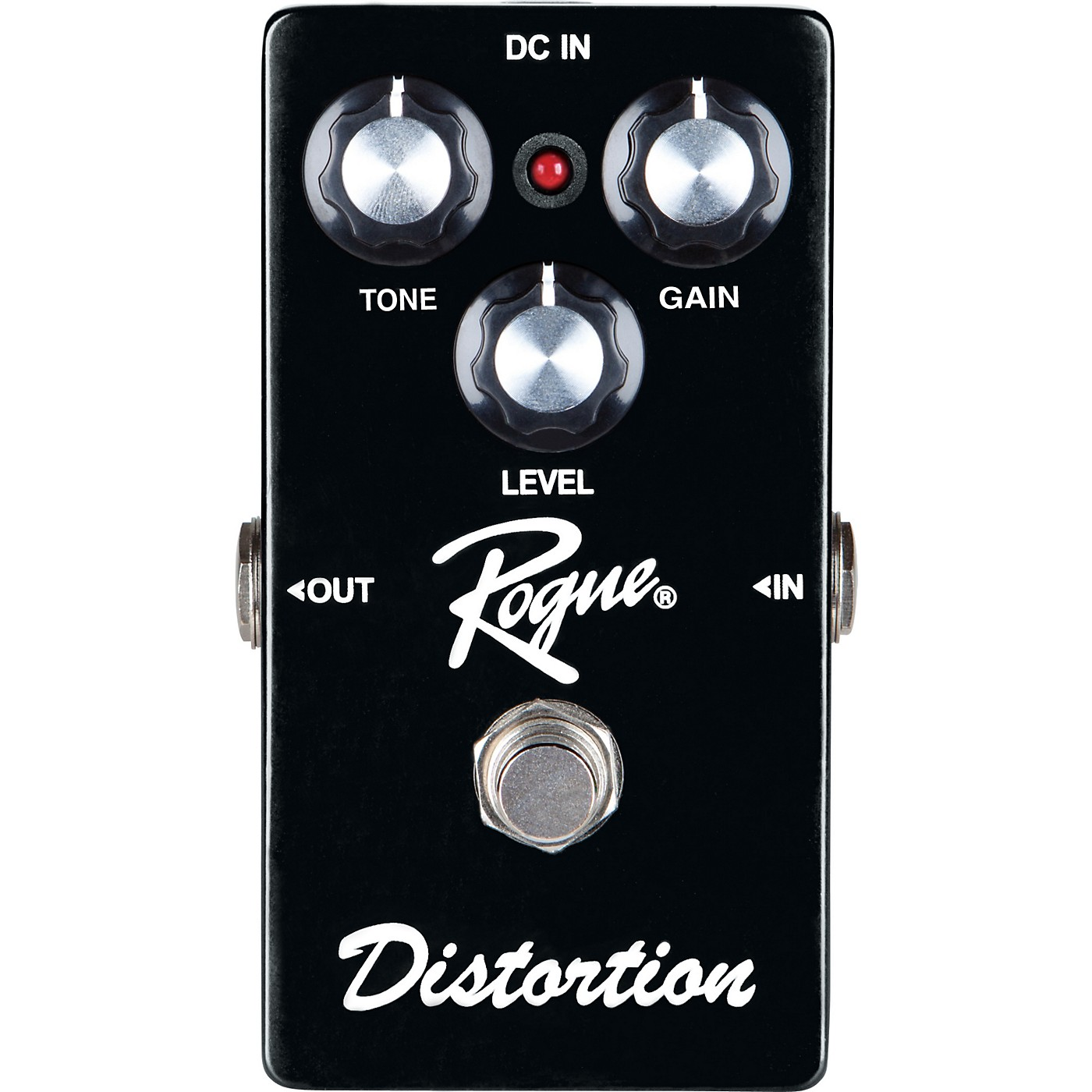 Rogue Distortion Guitar Effects Pedal thumbnail